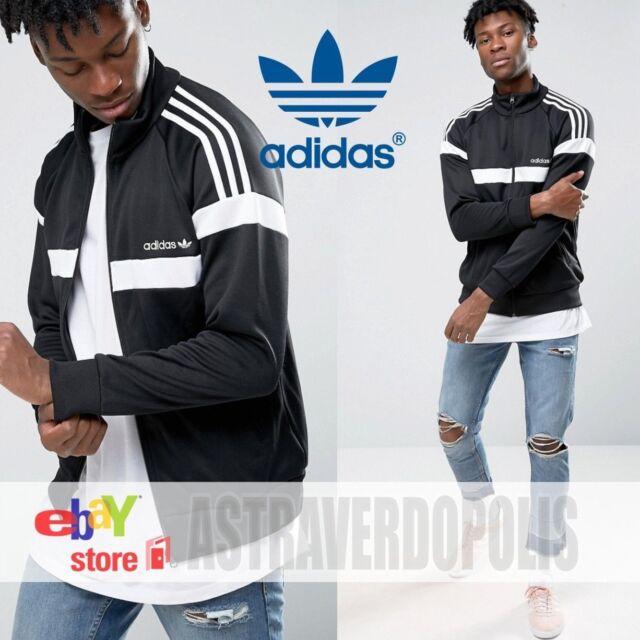 Adidas Herren Superstar Trainingsjacke Itasca Top Trefoil Logo AY7767 M L Adicolor