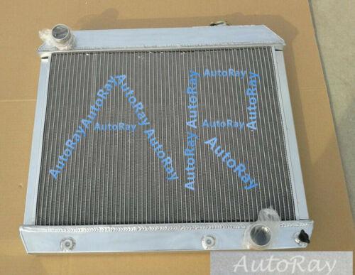Aluminum Radiator for Chevy Panel Truck C10//C20//C30 Pontiac OLDS 63 64 65 66
