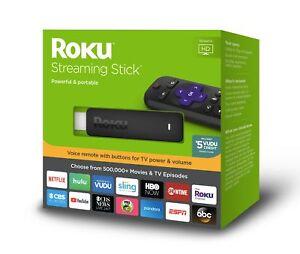 Roku-Streaming-Stick-1080p-FHD-HDMI-2-0-TV-Stick-Black
