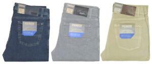 PIONEER-Rando-Megaflex-Stretch-Jeans-Blau-Hell-Grau-Beige-Sommer-2-Wahl-Ware