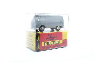 01321-Schuco-VW-T2-Kastenwagen-Grau-1-90-Piccolo