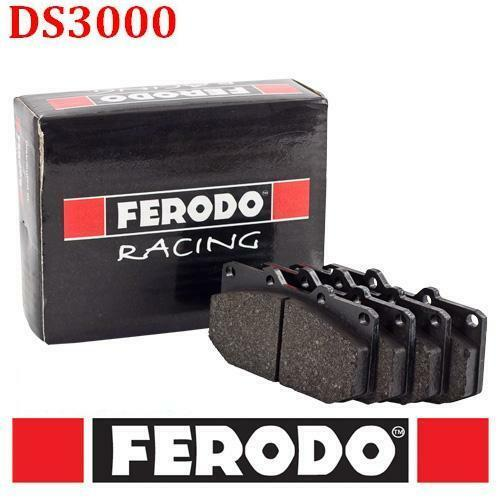 114A-FCP1617R PLAQUETTES DE FREIN FERODO RACING DS3000 SUZUKI Swift III 1,6