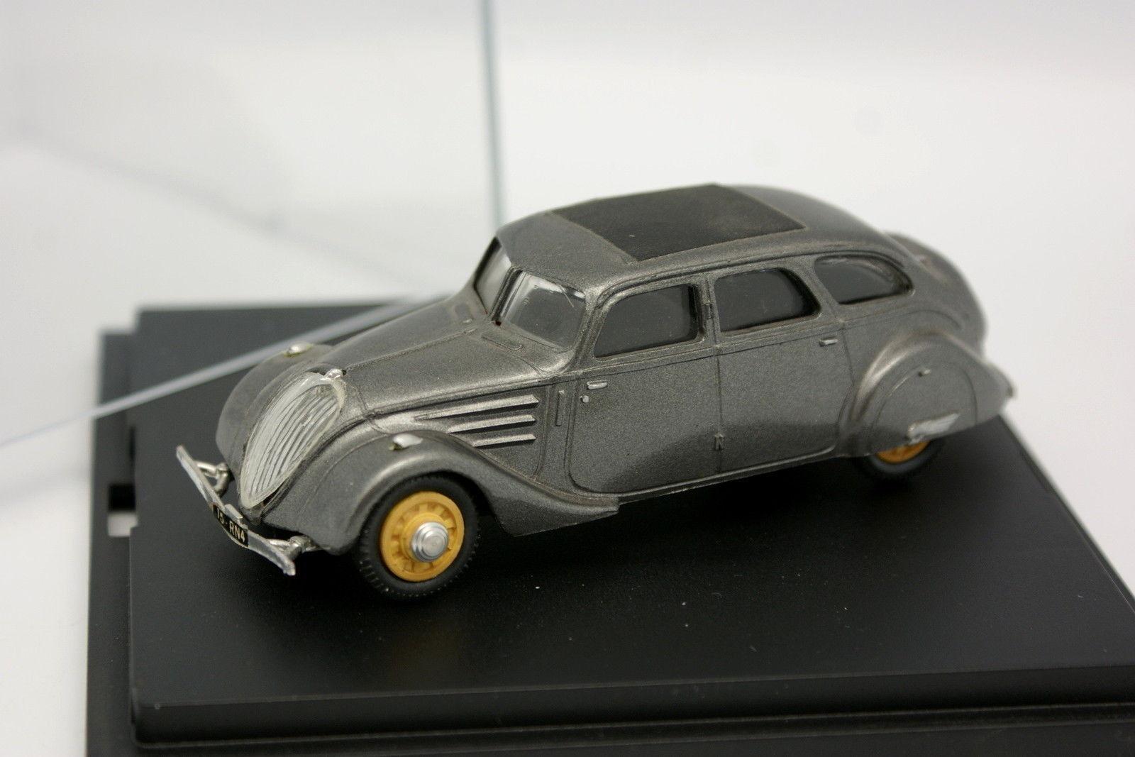 Teknoby 1 43 - Peugeot 402 B 1938 grey