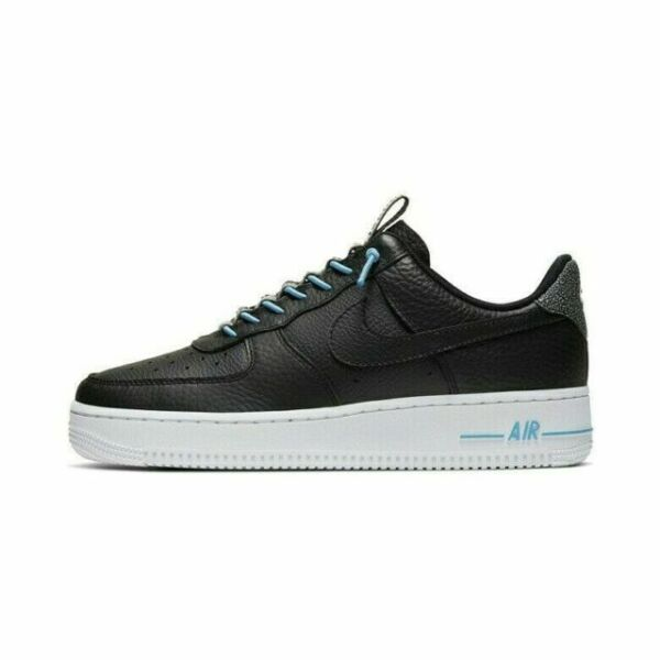 Size 6.5 - Nike Air Force 1 '07 Lux Black Reflective 2019 for sale ...