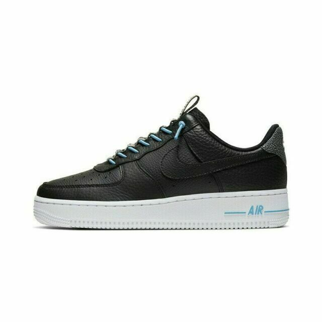 Size 6 - Nike Air Force 1 '07 Lux Black Reflective 2019 for sale ...
