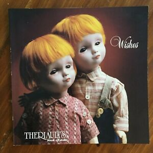 Wishes Theriault S Doll Auction Catalogue Book 861 1985 Prices Realized List Ebay