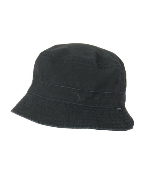d40e85fd9fa56 Rip Curl Plain Bucket Hat Black M for sale online