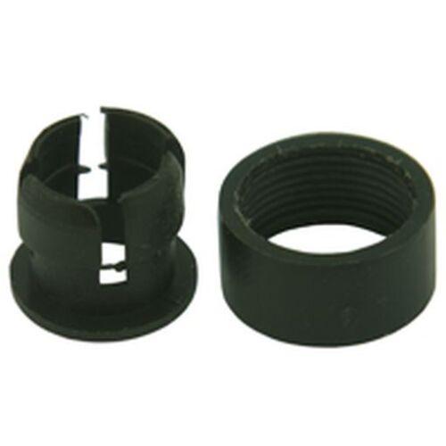 paquete De 10 Unidades De Plástico Led Bisel Clip 5mm