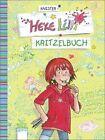 Hexe Lilli Kritzelbuch von Knister (2013, Kunststoffeinband)