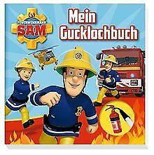Feuerwehrmann Sam: Mein Gucklochbuch: Pappbilderbuch mit... | Buch | Zustand gut