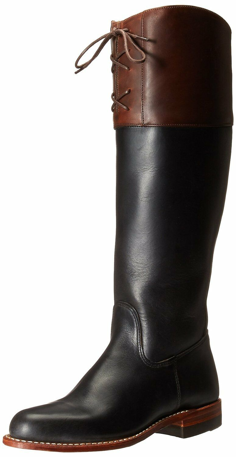 NEW 625 Wolverine 1000 Mile Earhart 15 Boot Brown Leather W00820 Women's 5