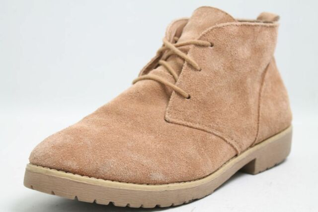 Atmosphere Schuhe beige Leder Gr. 39 (UK 6)