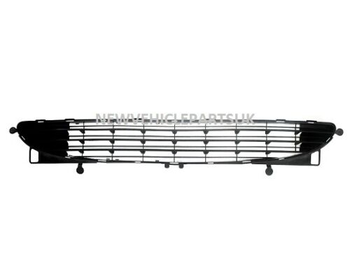 Peugeot 307 2001-2005 Front Centre Bumper Grille New Insurance Approved