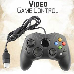 Video-Game-Remote-Pad-Controller-For-Microsoft-XBOX-Original-Wired-S-Type