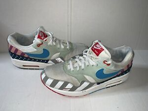 release date 041f1 4f5a2 Image is loading Preowned-Parra-Nike-Air-Max-1-Piet-Parra-
