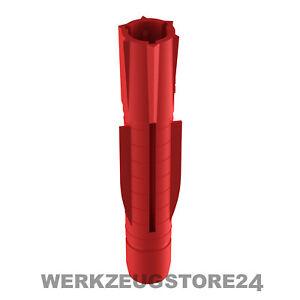 TOX 100x Allzweck Dübel 8//51 im Karton 8mm