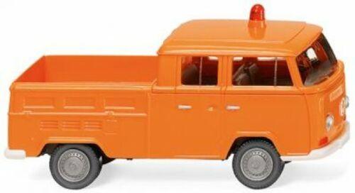 1//87 Wiking VW T2 DoKa kommunal  0314 02