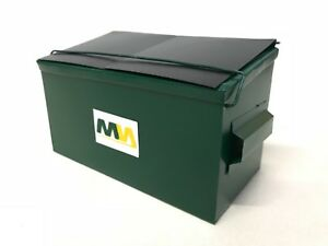 Custom-Hand-Crafted-1-12-Scale-Model-Dumpster-Graffiti-Blank-6-034-x-3-034-x-3-1-2-034