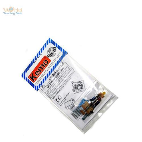 Wechselblinker Bausatz 6-12V, max.100mA ideal für LEDs