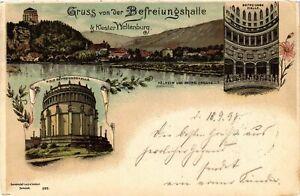 CPA-AK-Kelheim-Gruss-von-der-Befreiungshalle-GERMANY-879512