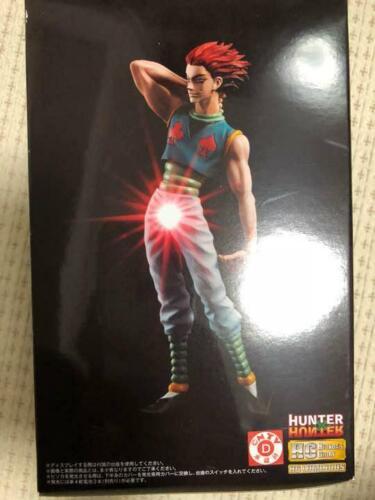 Hunter x Hunter Premium BANDAI Limited Hisoka Hyskoa HG Figure Doll