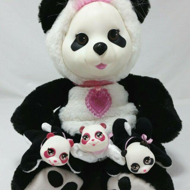 Panda Bear Stuffed Animal Plush Soft Toy Standing Hanging Doll Toy IT