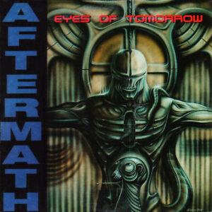 AFTERMATH-Eyes-Of-Tomorrow-CD-11-tracks-FACTORY-SEALED-NEW-1995-Zoid-TSS-USA