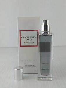Givenchy Gentlemen Only Absolute Eau De Parfum 15ml Spray For Men Ebay