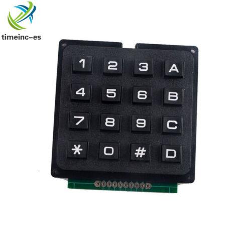 4 x 4 Matrix Array 16 Keys 4*4 Switch Keypad Keyboard Module for Arduino NEW