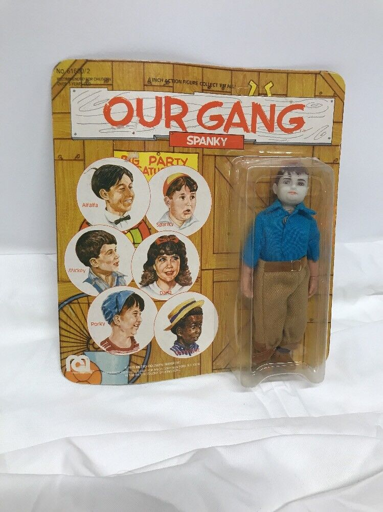 1975 MEGO CORP--OUR GANG--6
