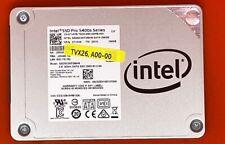 """Intel 0TVX26 256GB SATA SSD 2.5/"""" 6Gbps MODEL SSDSC2KF256H6 TVX26"""