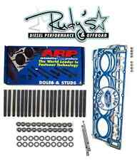 ARP Head Stud Kit OEM Head Gaskets EARLY 18MM Ford Powerstroke Diesel 6.0L 03-04