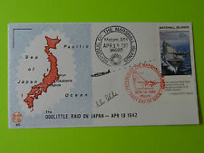 WWII FDC #40 Doolittle Raid on Tokyo Japan US 1942 Inscription