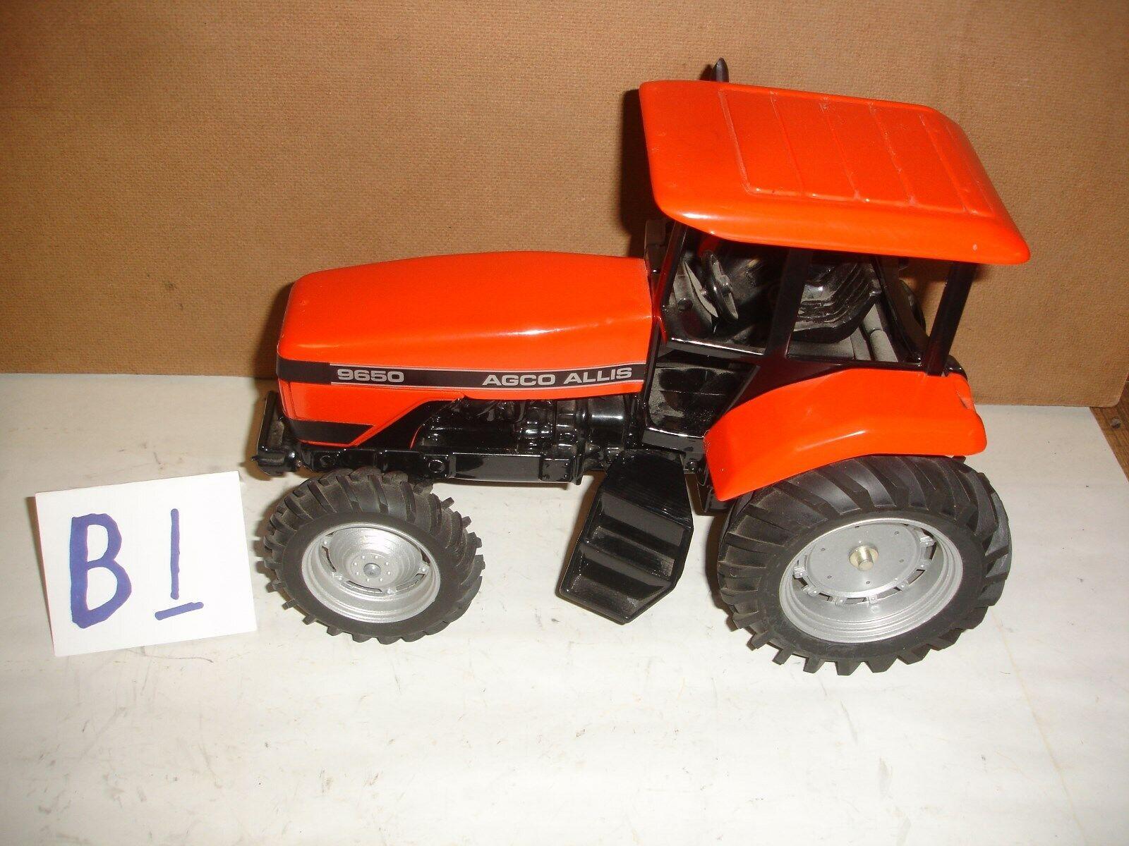 1 16  agco allis 9650 toy tractor