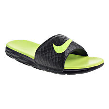 31a1be8e6ab0e7 item 2 Nike Benassi Solarsoft Men s Sandals Black Volt Noir 705474-070 -Nike  Benassi Solarsoft Men s Sandals Black Volt Noir 705474-070
