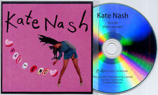 KATE NASH Fri-end 2013 UK 1-track promo CD