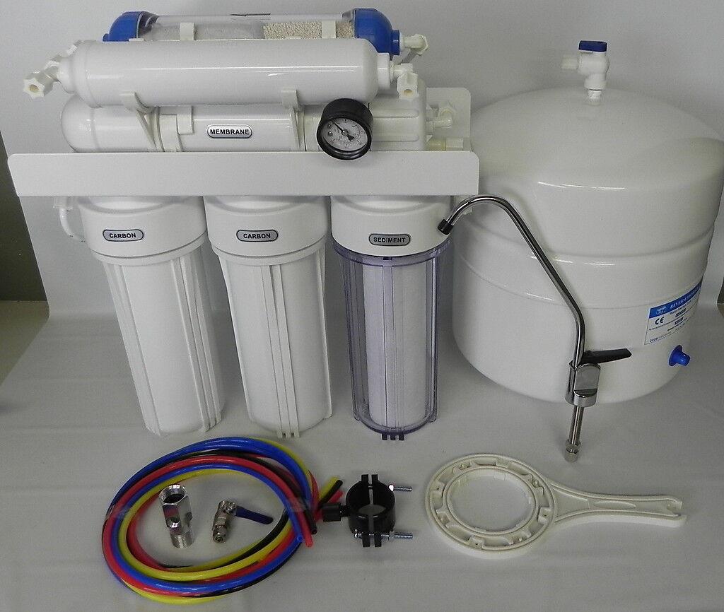 ALCALINE système d'eau potable Osmose Inverse Osmose Inverse PH max10.5 purifed naturel Alk