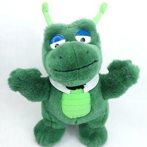 St-George-Bank-dragon-plush-soft-toy-doll-Mascot-Green