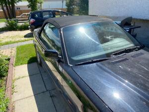 1995 BMW 318 convertible $5000