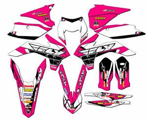 FITS KTM 2015 2016 EXC 250 350 450 500 GRAPHICS KIT DECALS DECO DECOR STICKERS