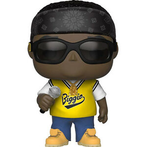 FUNKO-POP-Rocks-Music-Notorious-B-I-G-Jersey-SOFT-VINYL-ACTION-FIGURE-NEW