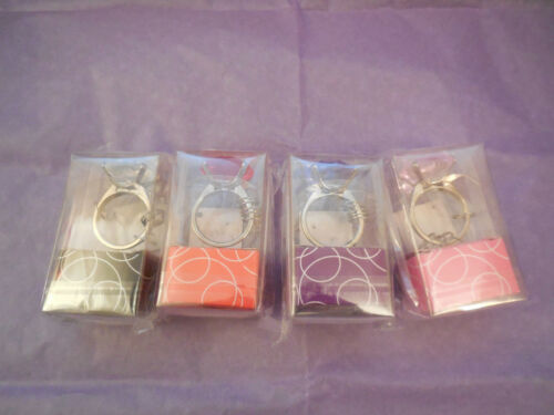 A diamond Style Ring Key Ring Wedding Gift Each width 3.3cm Sold by per KeyRing