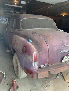 1951 Dodge Coronet Coronet