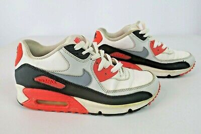 2013 Nike Air Max 90 INFRARED 6Y OG Colorway 100% Authentic 307793 137 | eBay