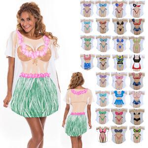 9cdad553f0 Fun2Wear Made in USA Women's Cover-Ups Swimwear Bikini Sarong Pajama ...