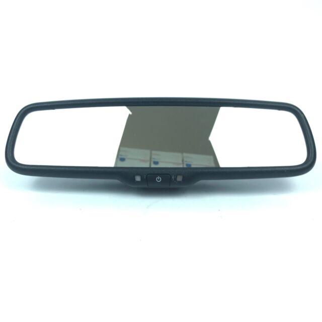 2008 Acura RDX Interior Rear View Mirror Auto Dim 015892