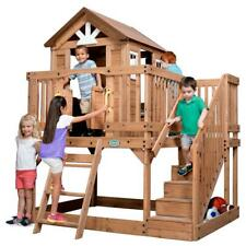 Step2 Discovery Sunny Ridge Cedar Wood Playhouse 1801356 For Sale