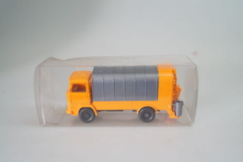 neu 1:87 Wiking 643 MB Econic Müllwagen