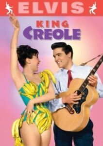 King-Creole-New-DVD-Black-amp-White-Mono-Sound-Widescreen-Ac-3-Dolby-Digita