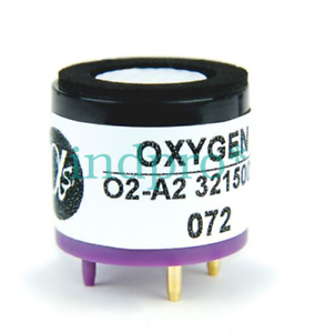 O2-A2 Oxygen Sensor for BW Tech Gas Alert MicroClip XT 34374056